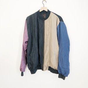 John Blair Personal Choice Silk Bomber XL